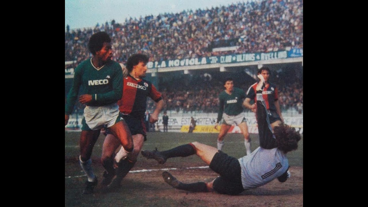 Avellino-Genoa 2-0 (24°, 1982/83) - YouTube