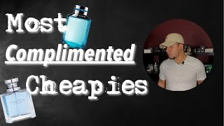 Top 15 Most Complimented cheap/Inexpensive fragrances under $30