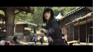 Warrior Baek Dong Soo aka. The Warriors Way - Trailer englisch [HD]