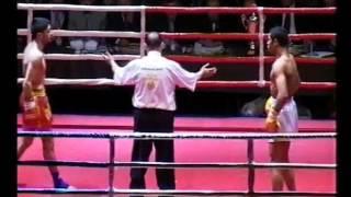 Спорт. Кикбоксинг. Ален Офойо-Товмас Мартиросян (Армения). Кубок Президента 2007 г.