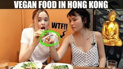 Vegans Eat This in Hong Kong | Eating Food With Foodies On Friday Ep. 6