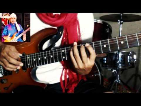Lagu SUMBANGAN Rhoma Irama Video Cover Tutorial Melodi Dangdut Termudah