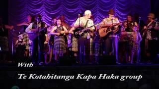 The Slacks - Big Aroha w Te Kotahitanga Kapa Haka