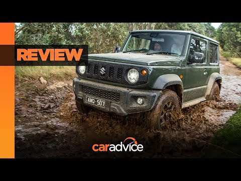2019 Suzuki Jimny manual review: Off-road in the High Country