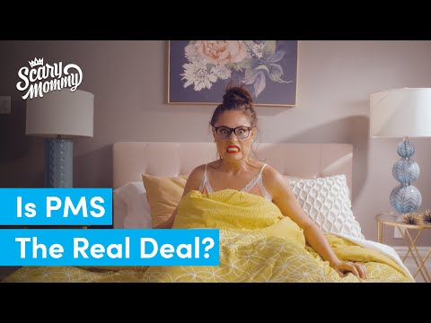 Madge The Vag Gets Real About PMS   Madge The Vag   Scary Mommy