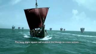 Драккары Викингов