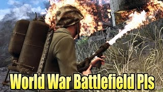 World War 2 Battlefield Would be Amazing - Red Orchestra 2