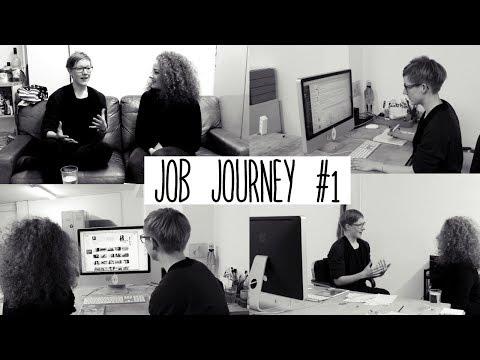 JOB JOURNEY #1 - Meeting web designer Ricarda