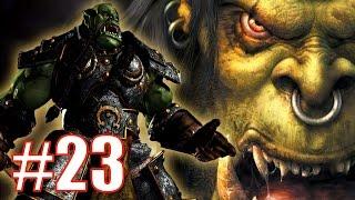 Прохождение кампании ВАРКРАФТ 3: Reign of Chaos - Орки 5. ОХОТНИК-ТЕНЬ