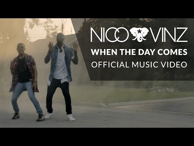 Nico Vinz - When The Day Comes
