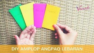 DIY Amplop Angpao Lebaran Sendiri
