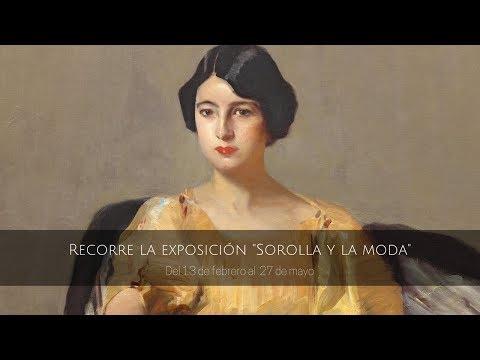 """""""Sorolla y la moda"""": un recorrido por la exposición del Museo Thyssen y el Museo Sorolla"""