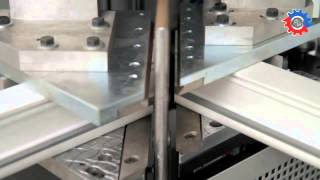 Сварочный станок для окон ПВХ (двухголовочный) OMRMS 112 Ozgenc Makina(Двухголовочный автоматический сварочный станок для окон OMRMS 112 Ozgenc Makina. - двухголовочный сварочный автомати..., 2013-04-18T09:39:01.000Z)