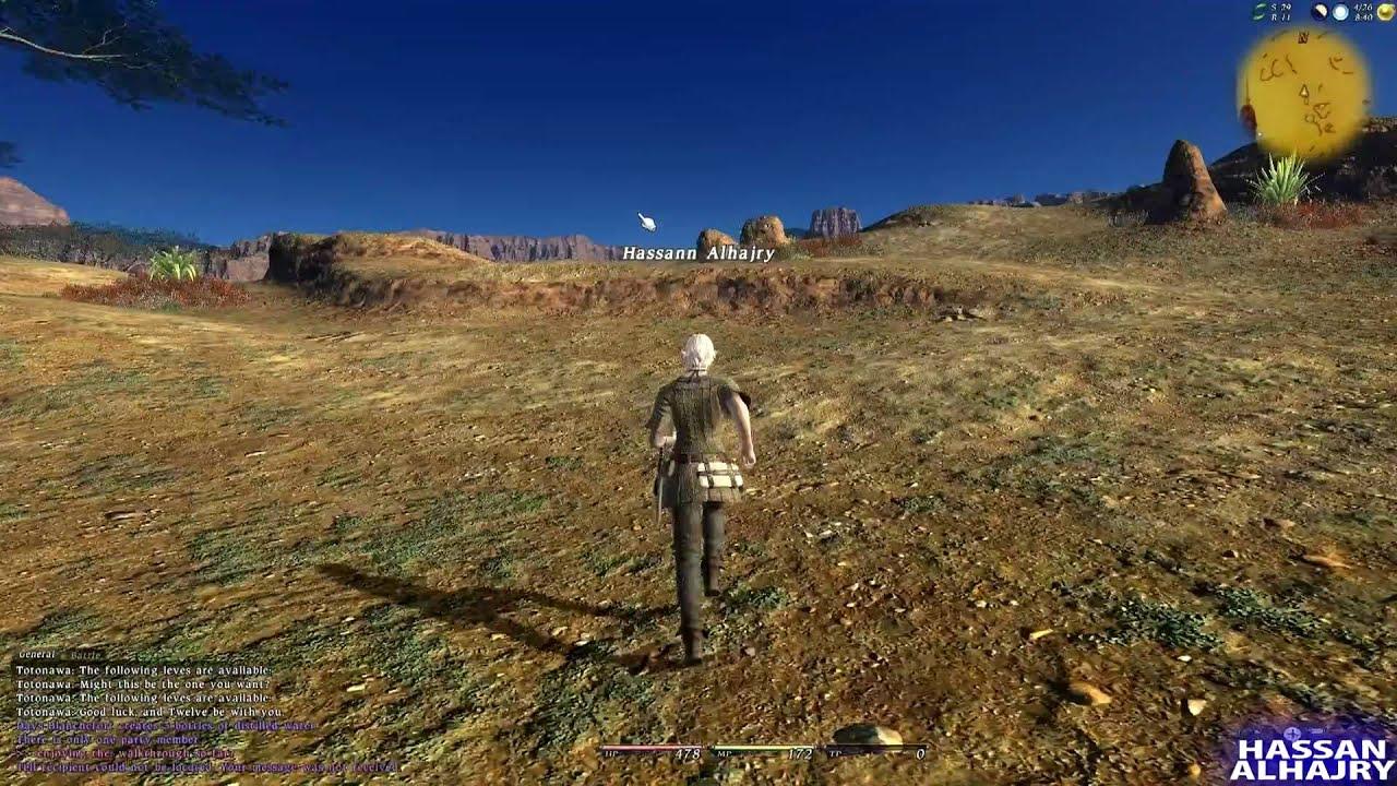 Final Fantasy XIV 14 Walkthrough Part 2 1080p HD MAX