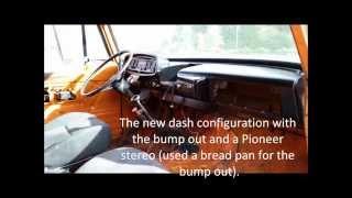 1968 Dodge D500 Dump Truck Restoration Project Introduction
