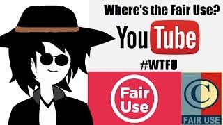¿Donde Esta El Fair Use? #FairUse #WTFU #PhilElMago