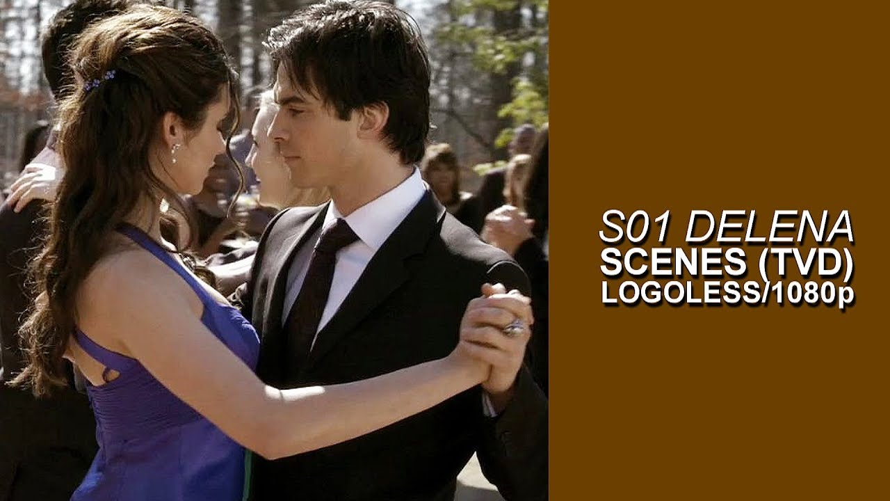 Download Delena Scenes S01 [1080p+Logoless] (The Vampire Diaries)