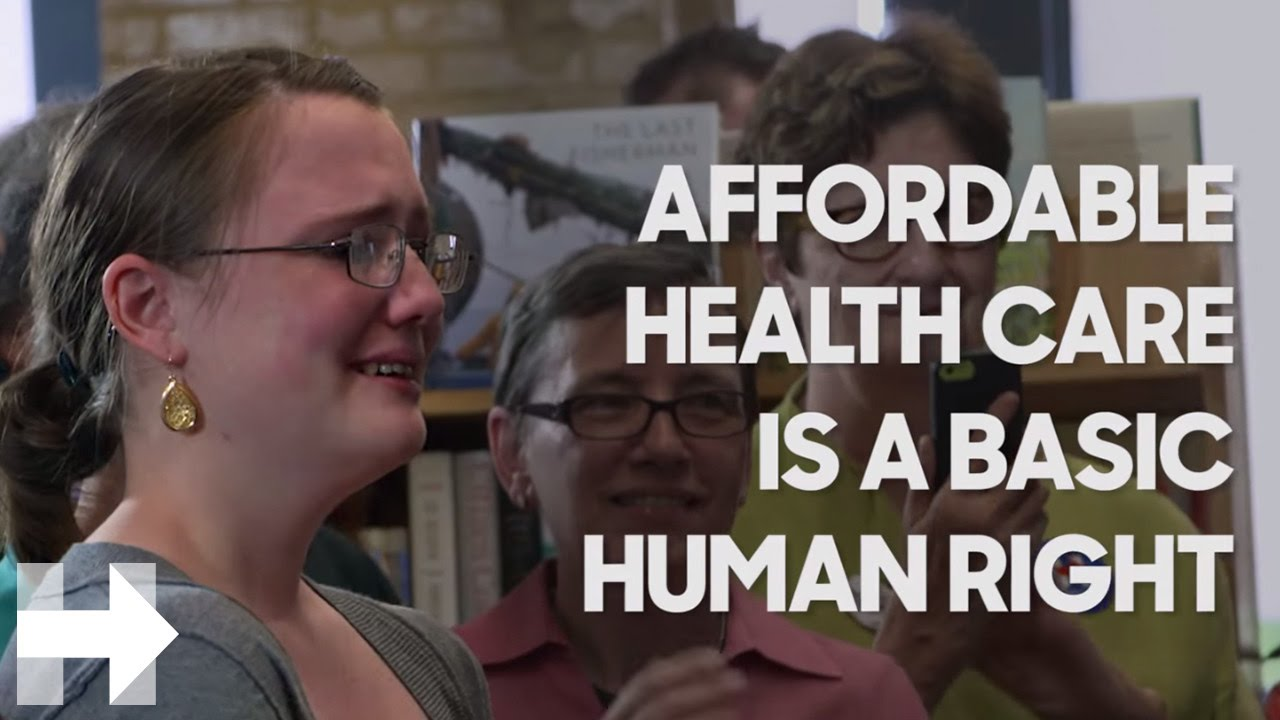 To people supporting THIS health care bill?