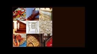 Столярная мастерская в Москве | wood-digital(, 2014-01-21T08:55:09.000Z)