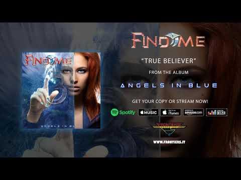 "Find Me - ""True Believer"" (Official Audio)"
