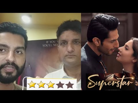 Superstar Pakistani Movie Review By Me & My Travel Vlogger Friend Kamran Bhai