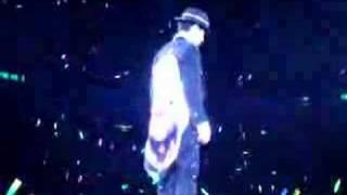 Andy Lau Wounderful World Concert 2007 (Dec 24) 一起走過的日子