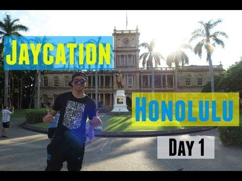 Travel Guide to Honolulu, Hawaii | Jaycation Vlog Day 1 + Kona Brewing