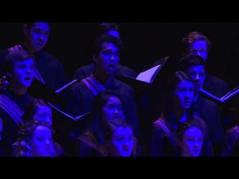 NZ Secondary Schools Choir Concert - Saturday 23 August