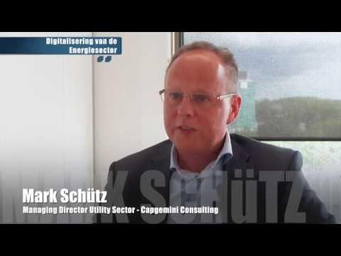 Interview met Mark Schutz - Congres Digitalisering van de energie-industrie