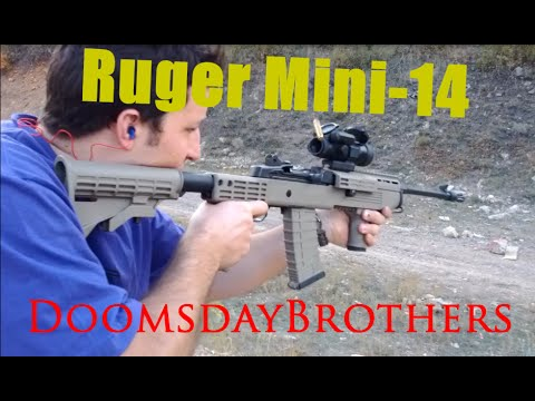 Ruger Mini-14 Review - Viable AR Alternative?