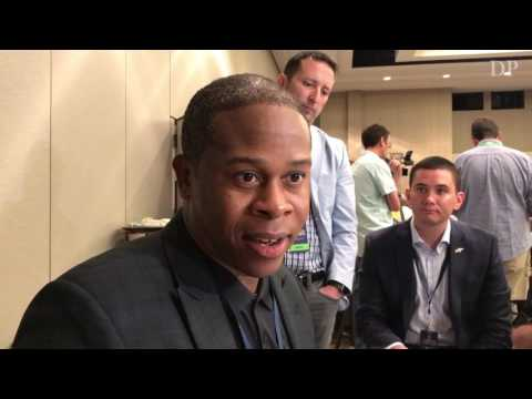 Broncos head coach Vance Joseph talks about Tony Romo