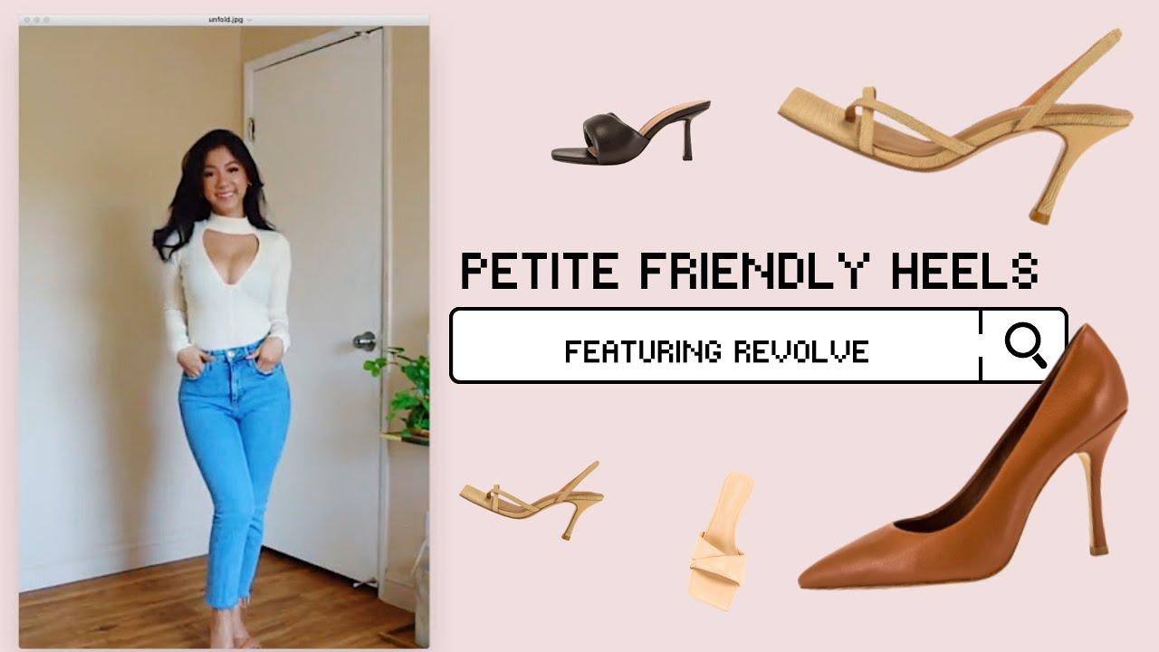 Petite Friendly Heels