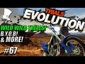 Hatventures Trials Evolution 67 Wild Wild Trials Kuklove B.Y.O.B Way Seeker