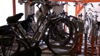Falco VelowSpace® Automated Cycle Parking System Video V2