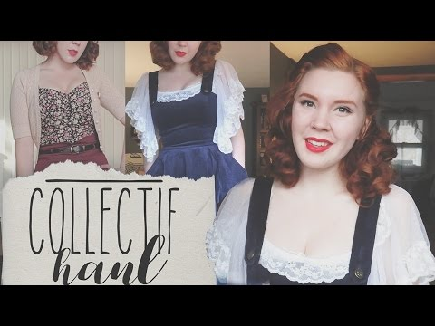 Vintage Repro Haul! || Collectif Clothing