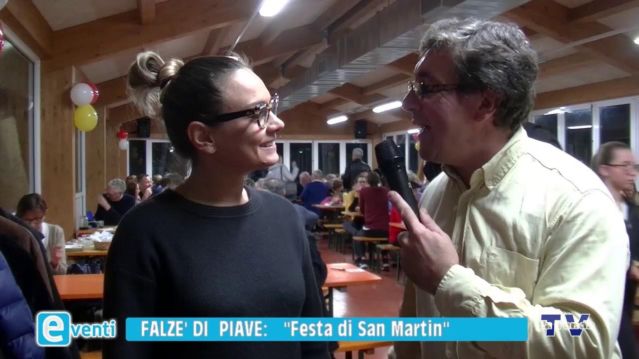 EVENTI - Falzè: Festa di San Martin