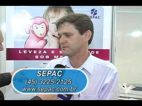 Empresa SEPAC no Programa Empresas & Negócios