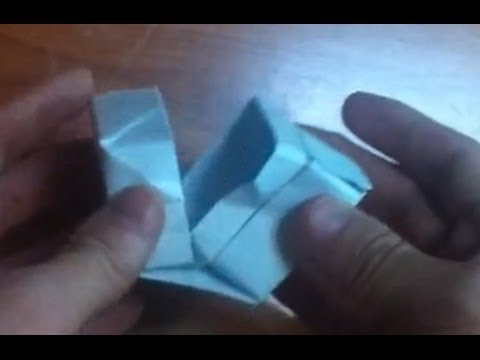 How to make a small paper jewelry box
