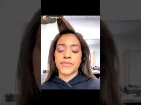 Crystal Rosas - Actress Gina Rodriguez Apologizes for Wording N-Word Along with Lyrics