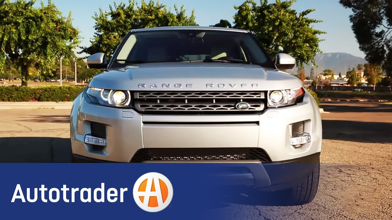 2015 Range Rover Evoque | 5 reasons to Buy | Autotrader - YouTube