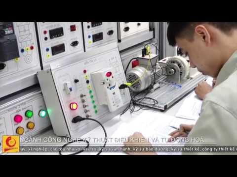 Ngành Công nghệ Kỹ thuật Điều khiển và Tự động hoá – Khoa Điện