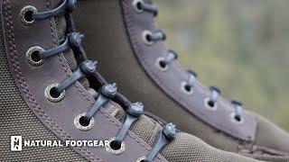 Hickies No-Tie Laces Review | Natural Footgear