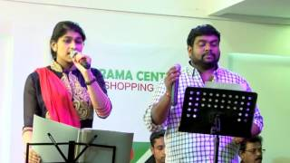 mandarapoo mooli - Vinodayathra- Vishal Chandran & Nimmy Roy