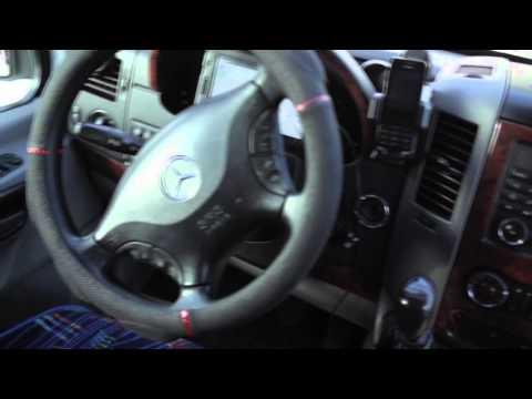 Аренда микроавтобуса без водителя Mercedes Sprinter мерседес спринтер белыи