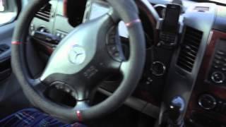 Аренда микроавтобуса без водителя Mercedes Sprinter / мерседес спринтер белый(, 2016-01-14T13:44:04.000Z)