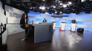 What to expect from first leaders' debate