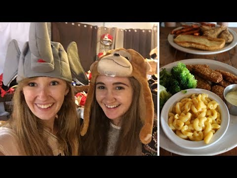 VEGAN FOOD + CRAZY HATS IN MEMPHIS - Travel Vlog #3