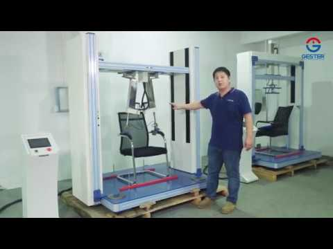 Chair Armrest And Seat Tester GT-LB03S