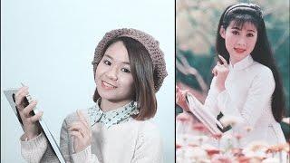 Trở lại thập niên 90 với kiểu trang điểm của diễn viên Diễm Hương