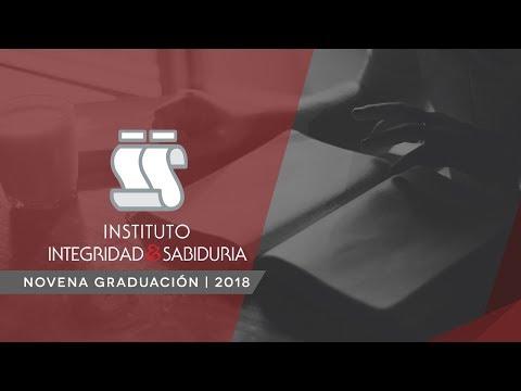 9na Graduación IIS - Enero 10 2018